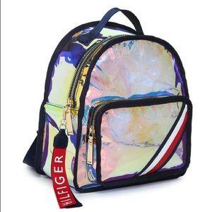 Tommy Hilfiger irridecent Kala backpack